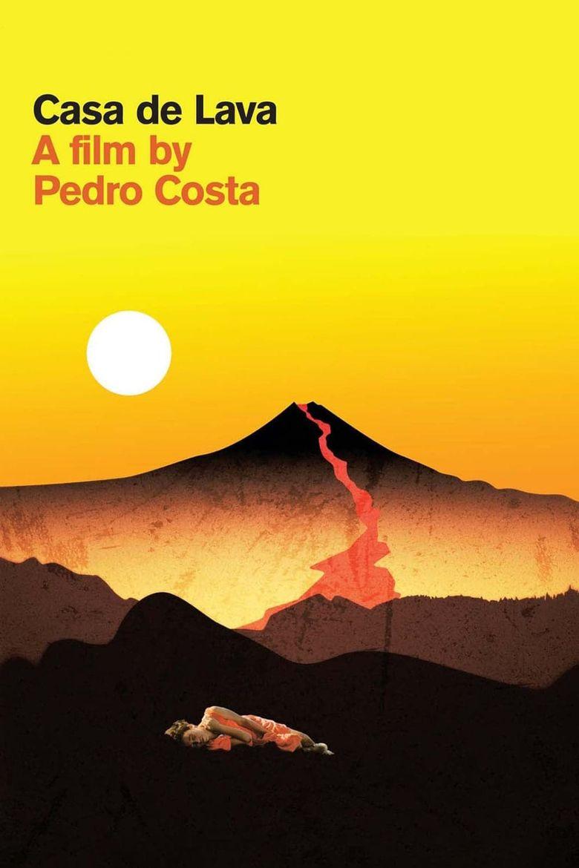 Casa de Lava Poster