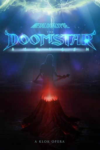 Metalocalypse: The Doomstar Requiem Poster