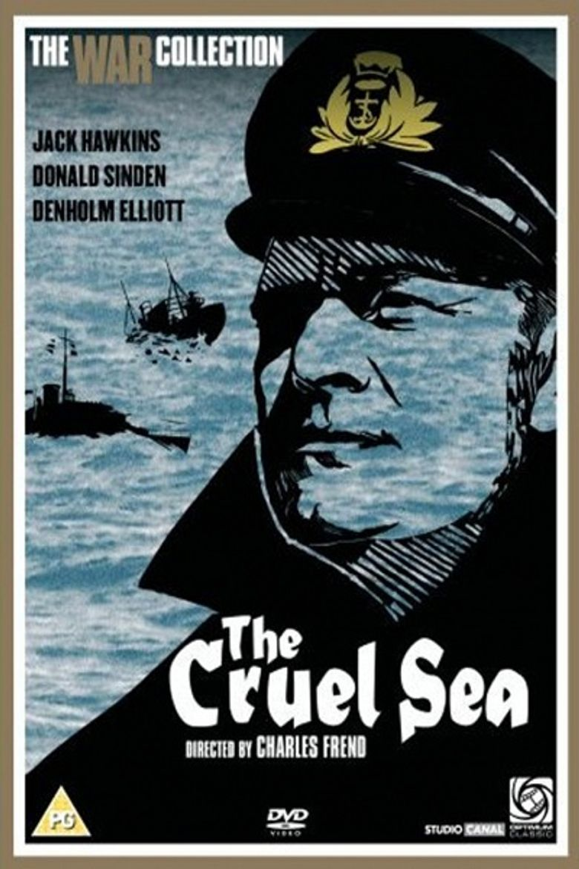 The Cruel Sea Poster