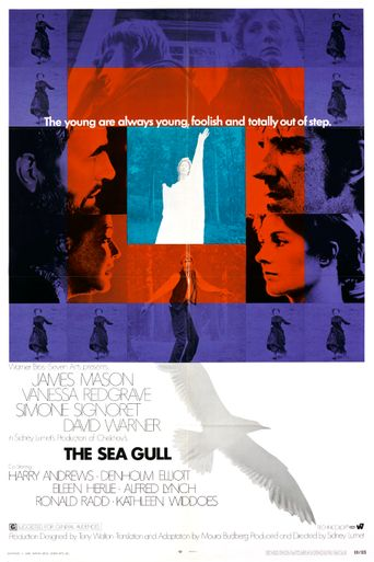 The Sea Gull Poster