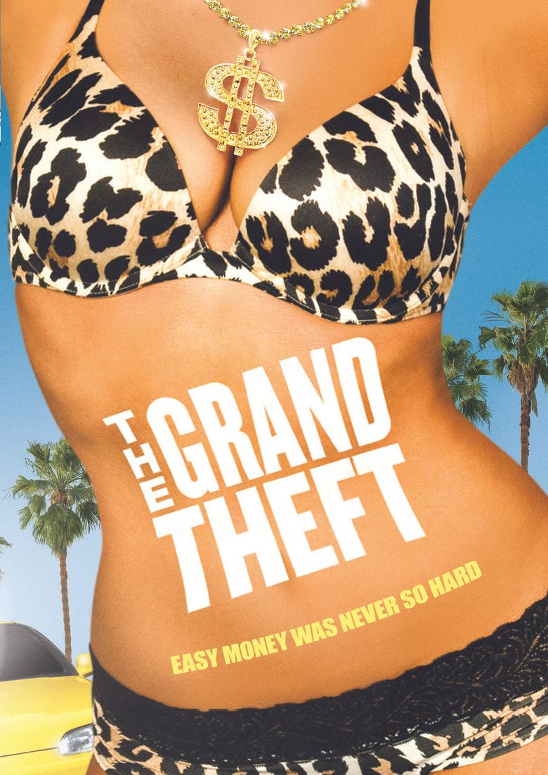 The Grand Theft Poster