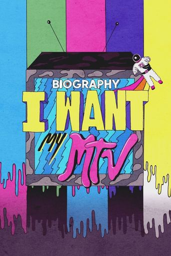 I Want My MTV Poster