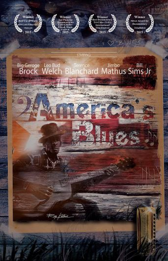 America's Blues Poster