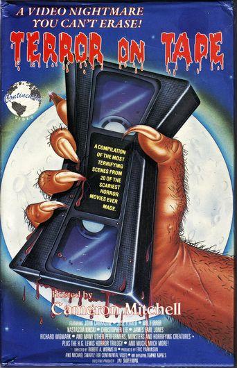 Terror on Tape Poster