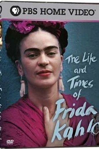 The Life and Times of Frida Kahlo Poster