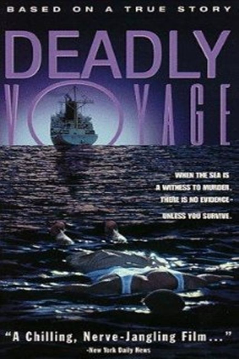 Deadly Voyage Poster