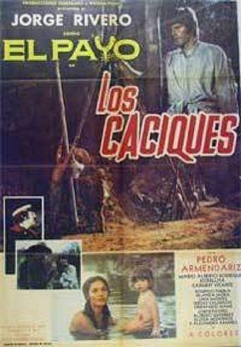 Los caciques Poster