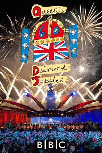 The Diamond Jubilee Concert 2012 Poster