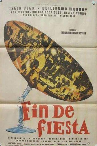 Fin de Fiesta Poster