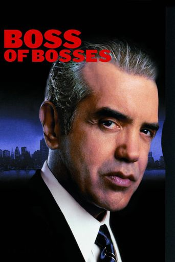 Boss of Bosses Poster