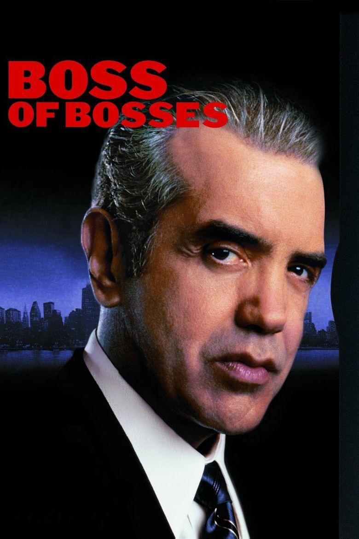 Boss of Bosses Poster
