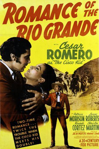 Romance of the Rio Grande Poster