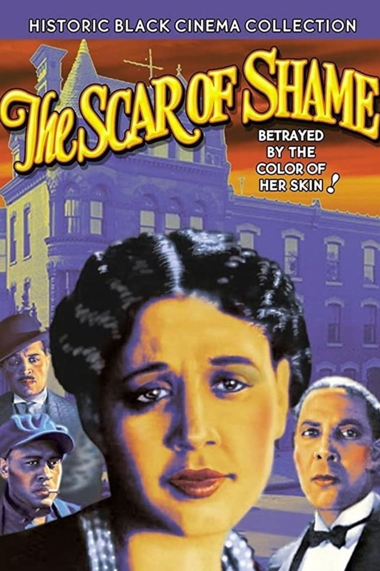 The Scar of Shame Poster