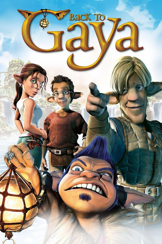 Back to Gaya Poster