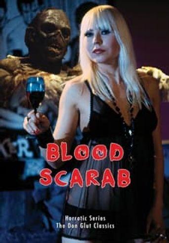Blood Scarab Poster