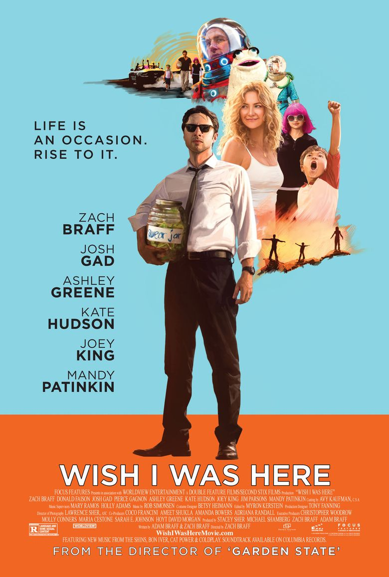 Watch Wish I Was Here