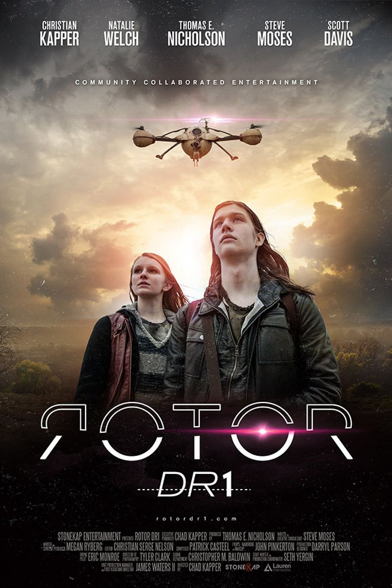 Rotor DR1 Poster