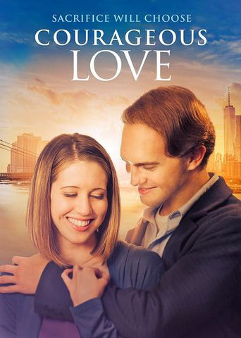 Courageous Love Poster