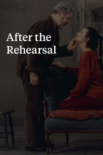 After the Rehearsal Poster