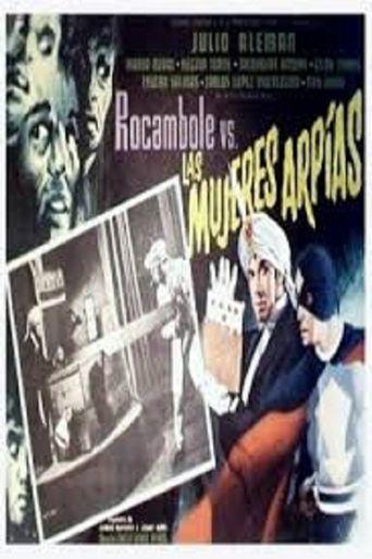 Rocambole contra las mujeres arpías Poster