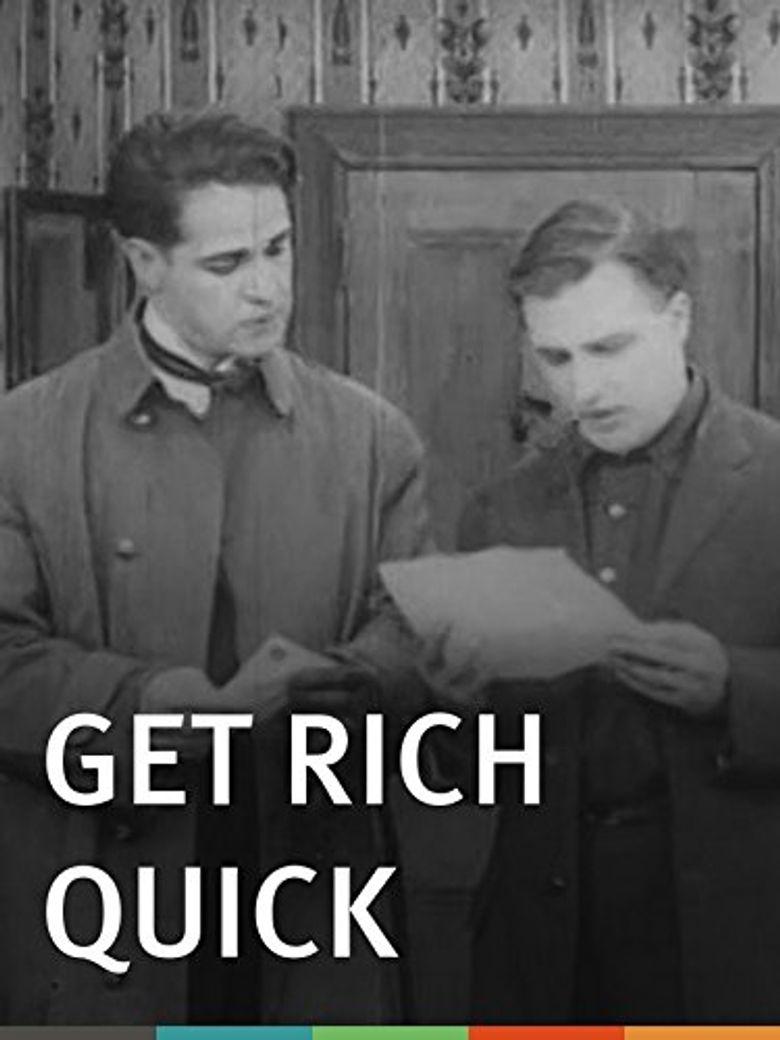 Get Rich Quick Poster