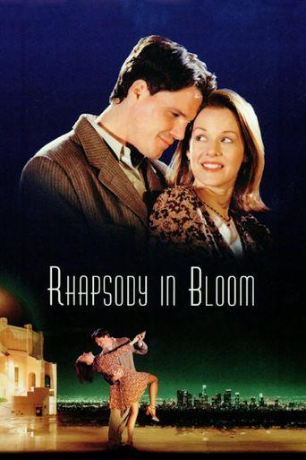 Rhapsody in Bloom Poster