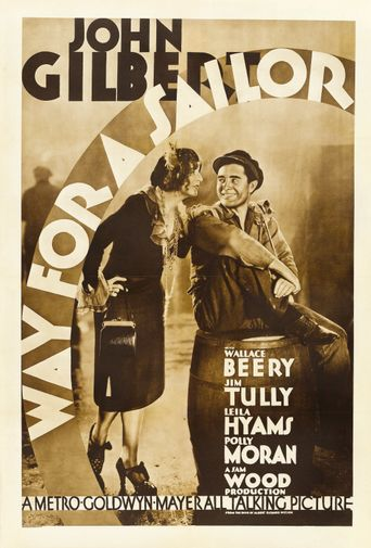 Way for a Sailor Poster