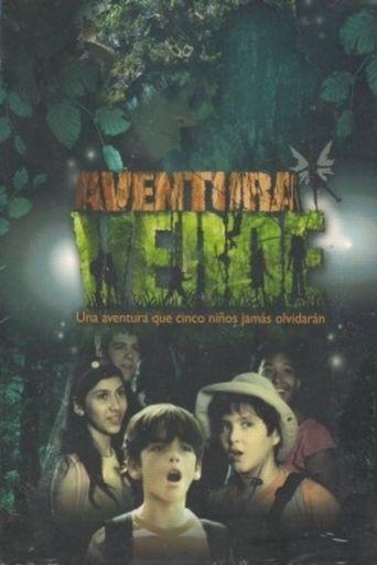 Aventura verde Poster