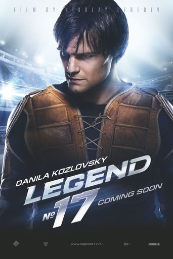 Legend No. 17 Poster