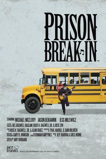 Prison Break-In Poster
