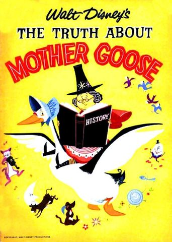 The Truth About Mother Goose Poster