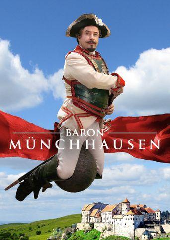 Baron Münchhausen Poster