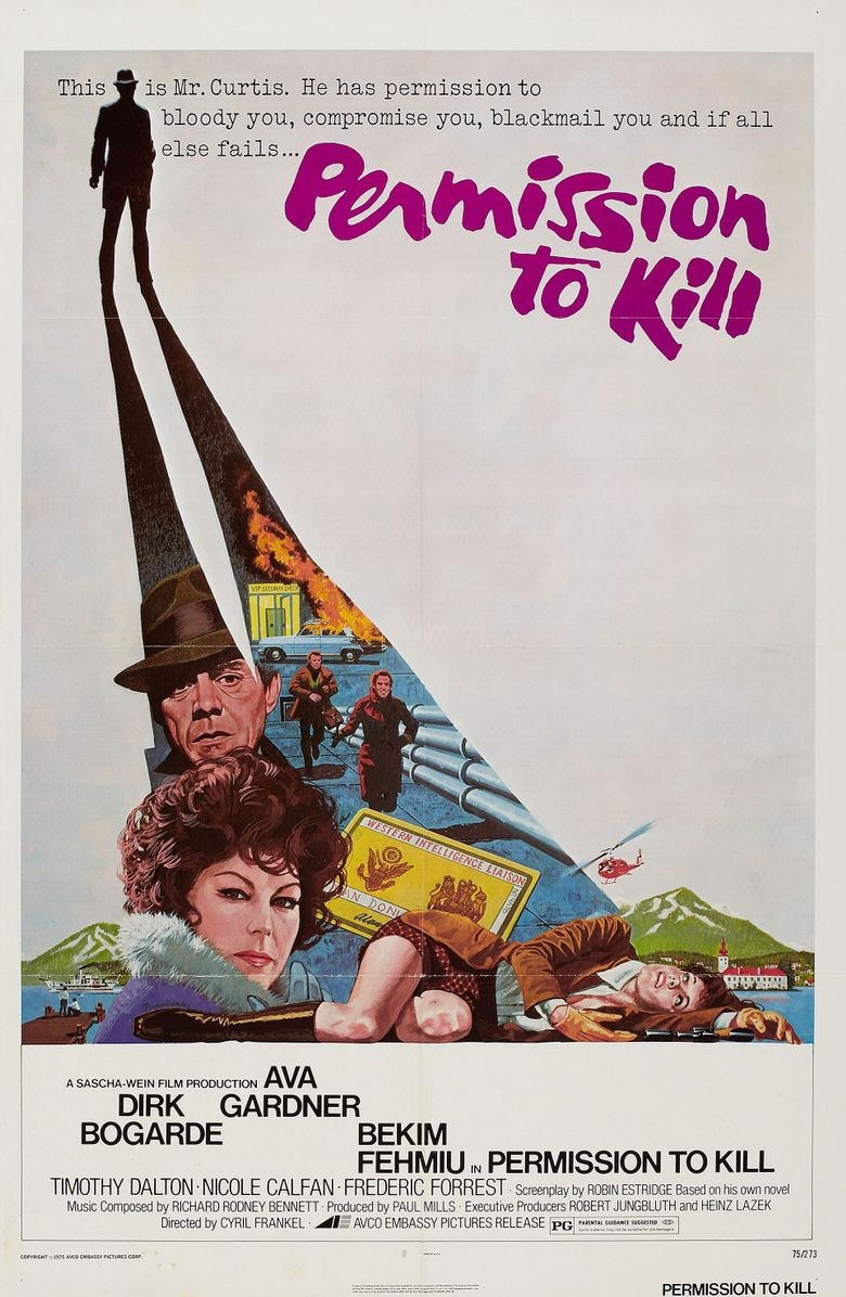 Permission to Kill Poster