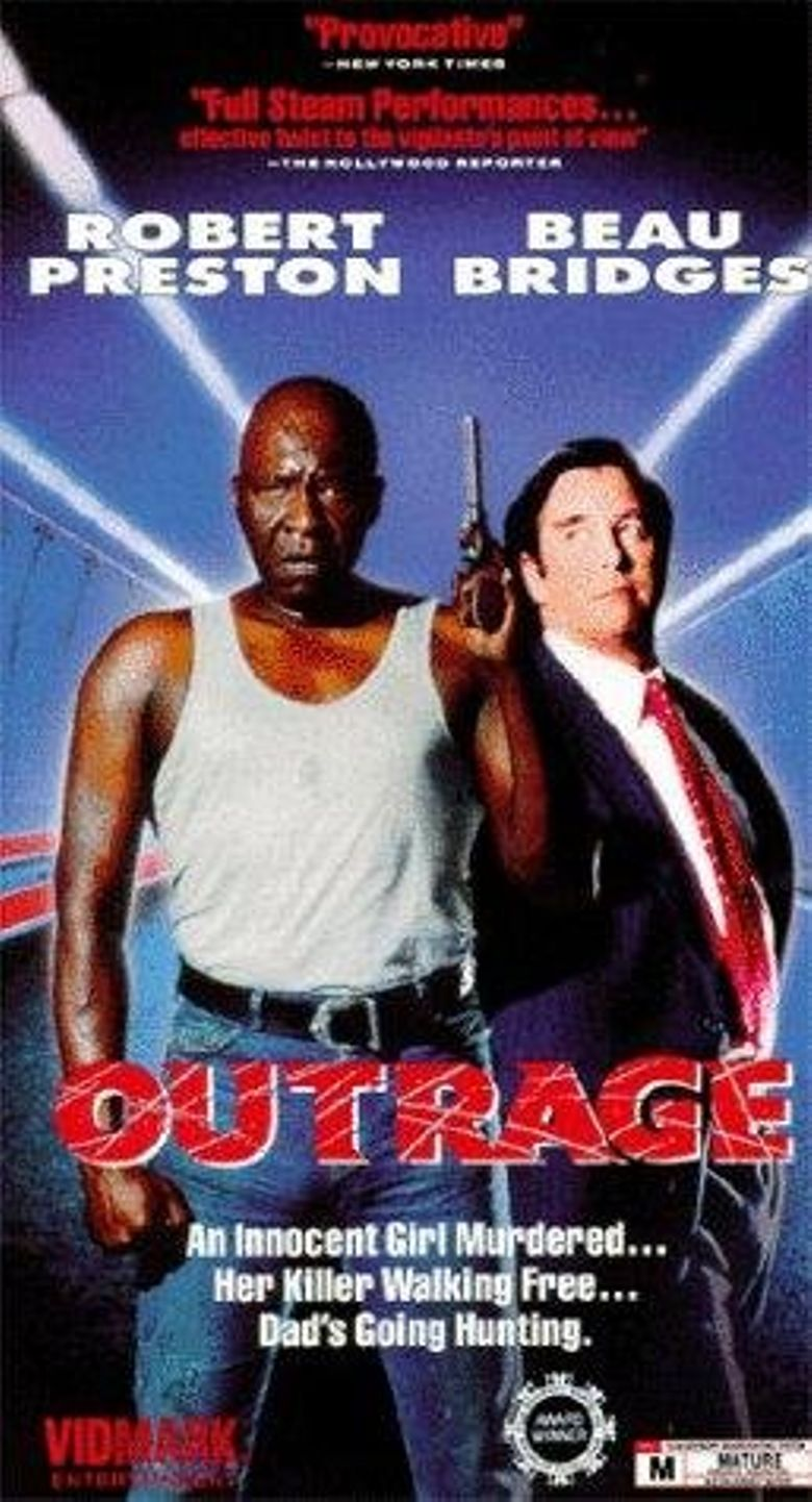 Outrage! Poster