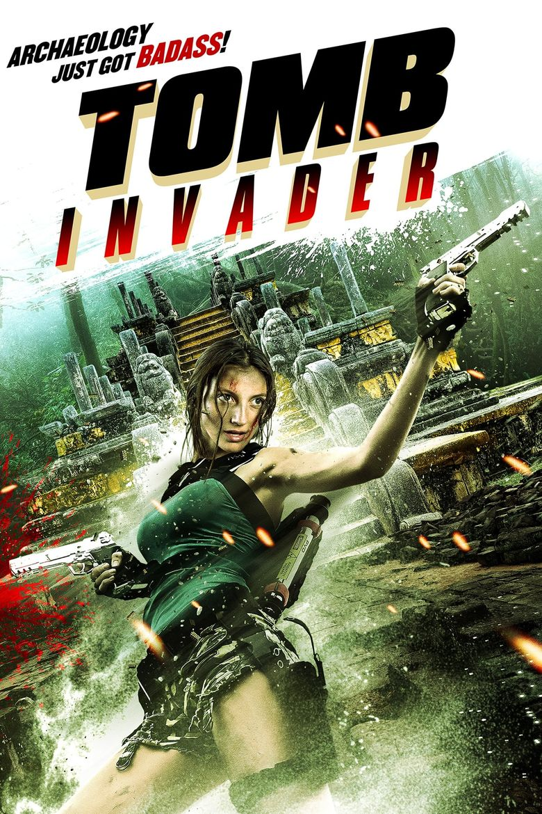 Tomb Invader Poster