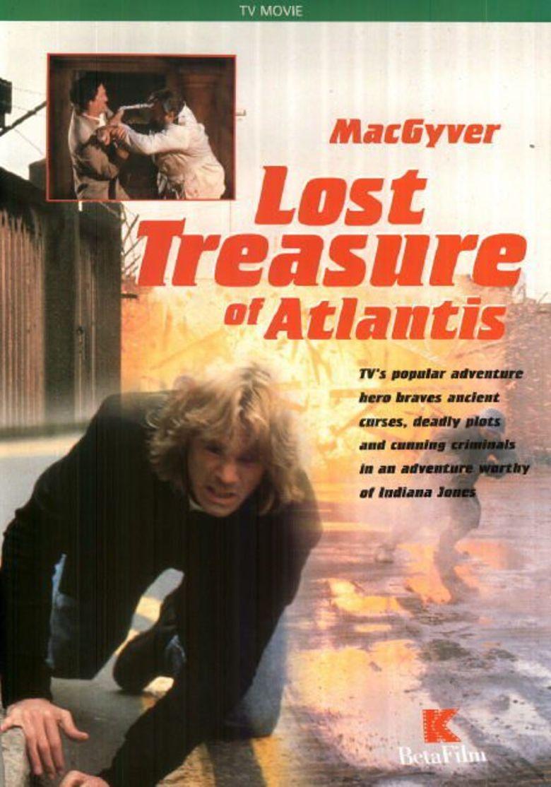 MacGyver: Lost Treasure of Atlantis Poster
