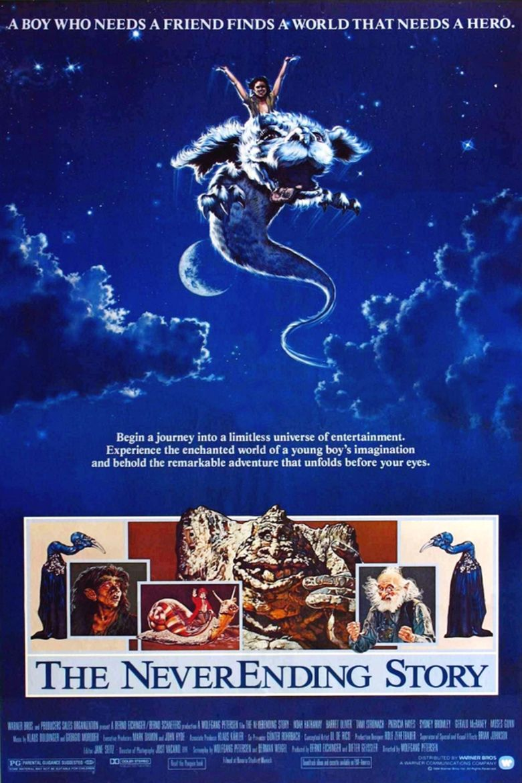 The NeverEnding Story Poster