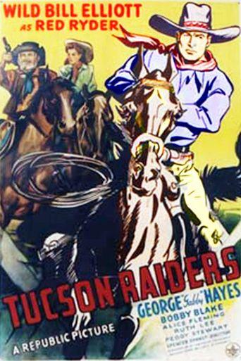 Tucson Raiders Poster