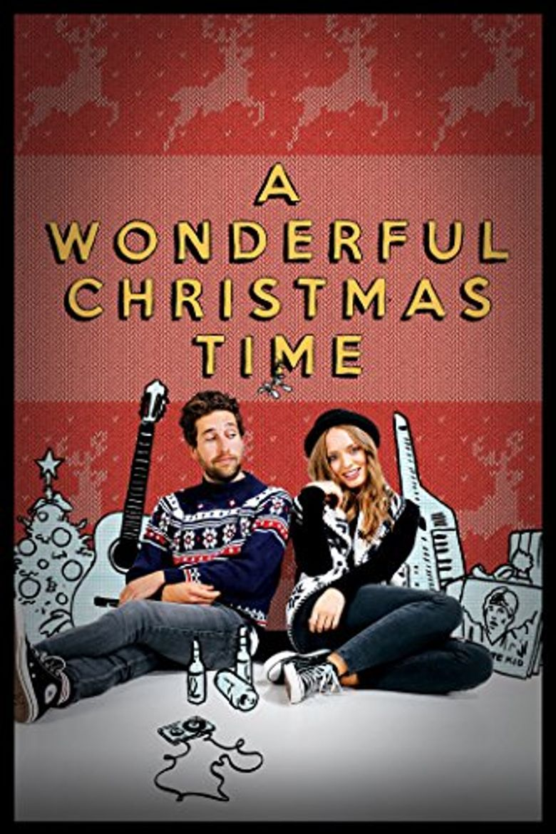 A Wonderful Christmas Time Poster