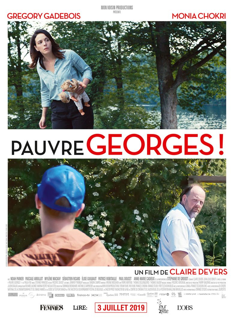 Poor Georges Poster