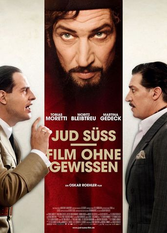 Jew Suss: Rise and Fall Poster