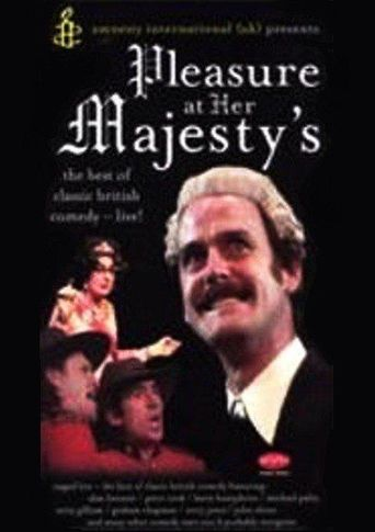 Pleasure at Her Majesty's Poster