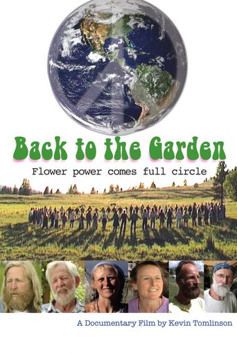 Back to the Garden Poster
