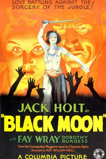 Black Moon Poster