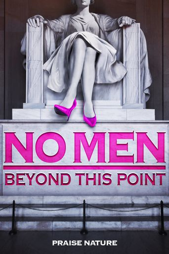 No Men Beyond This Point Poster