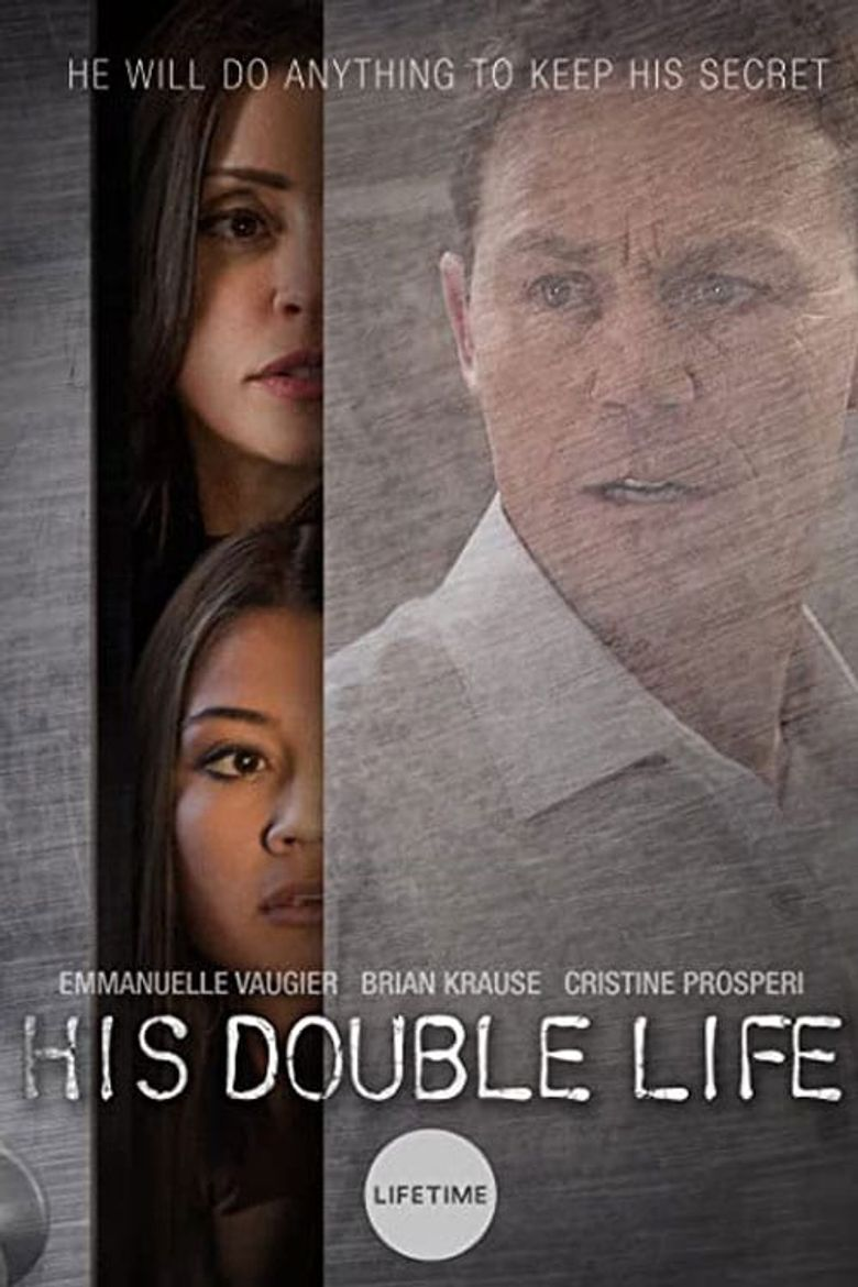 His Double Life Poster