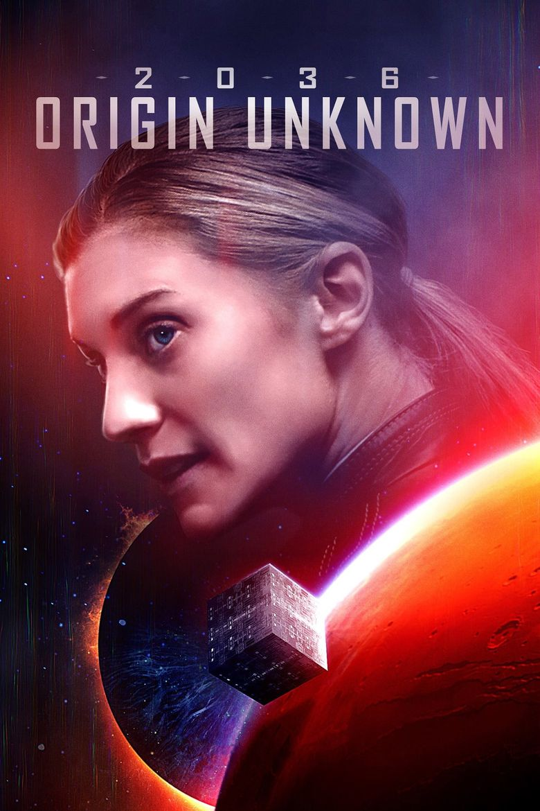 2036 Origin Unknown Poster