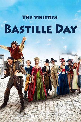 The Visitors: Bastille Day Poster