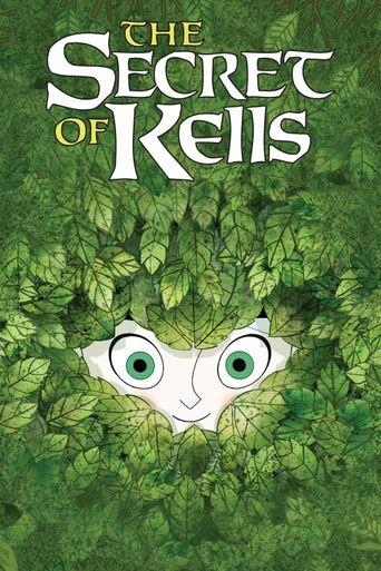 The Secret of Kells Poster
