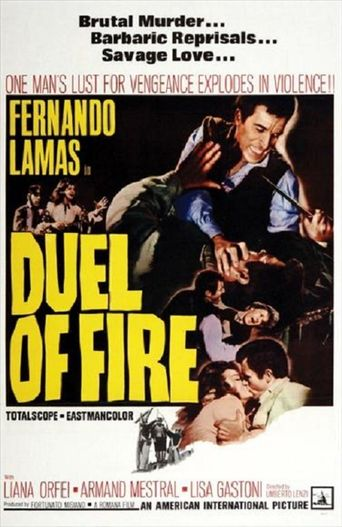 Duel of Fire Poster